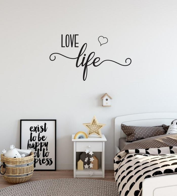 Love life decals