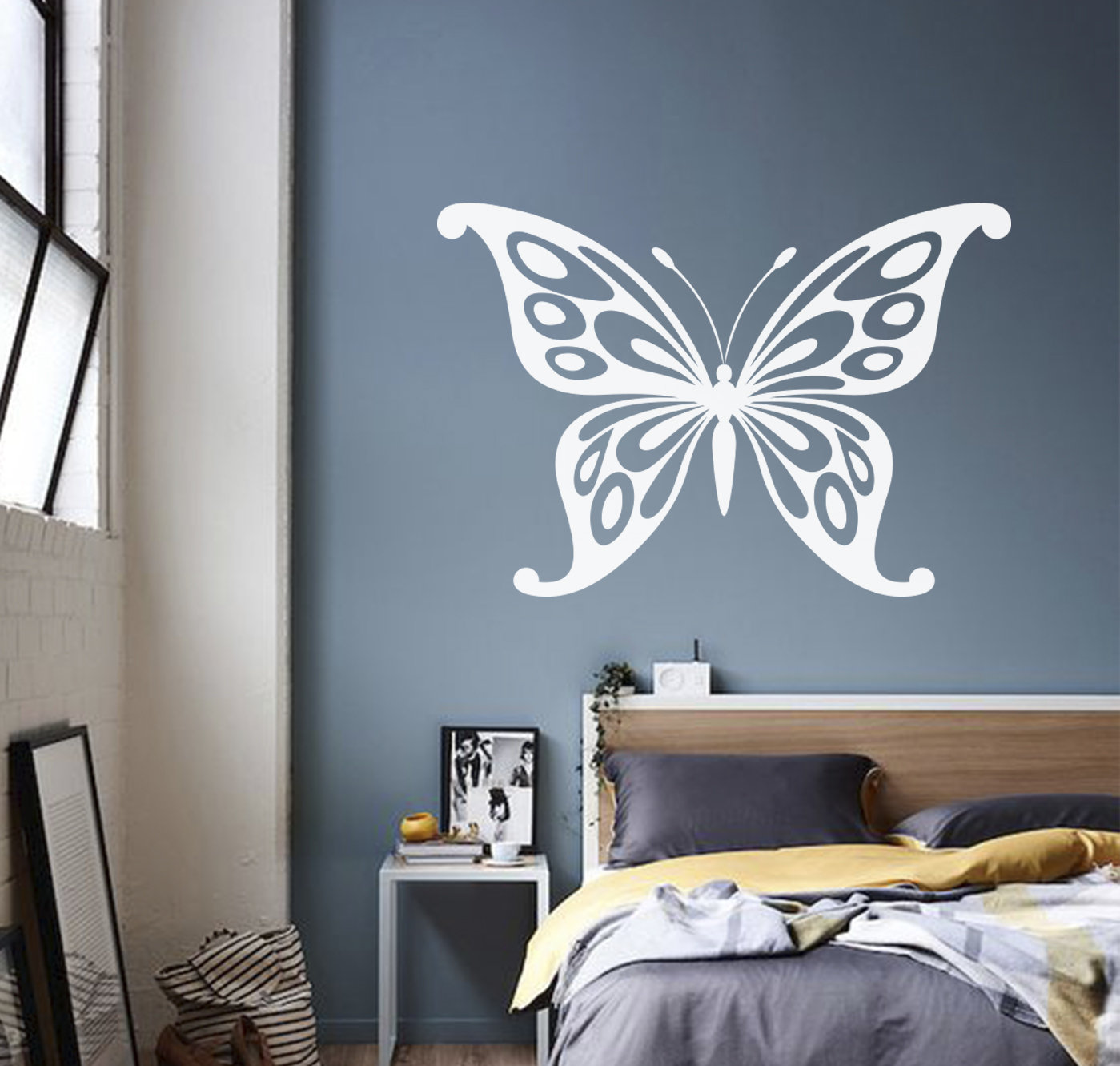 Large Butterfly Wall Decal Wall Stickers Ireland Home