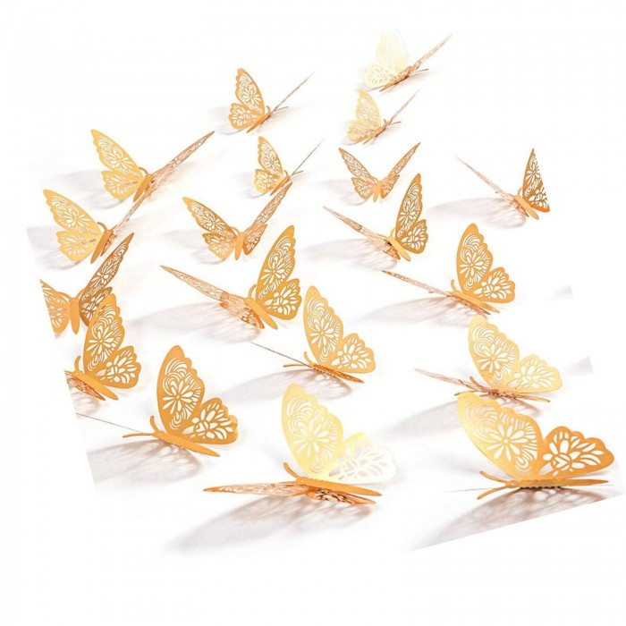 Fashion Butterflies Stickers