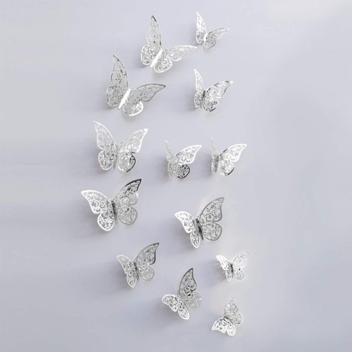 Fashion Butterflies Decals