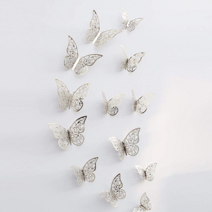 Fashion Butterflies Wall Decals