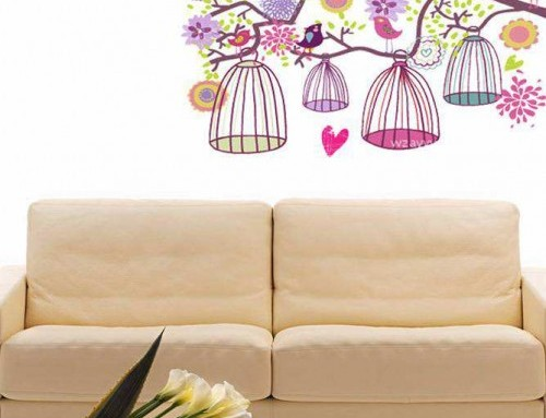 5 Reasons Why Wall Decals Should Be a Part of Your Wall Decor