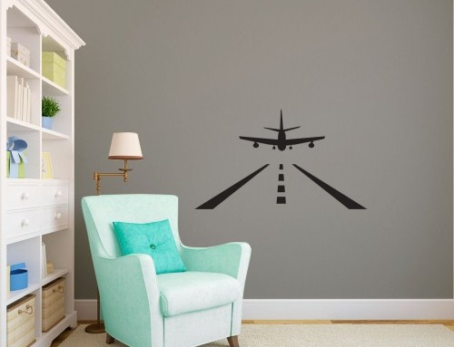 Create Eye-Catching Accent Walls with Wall Decals