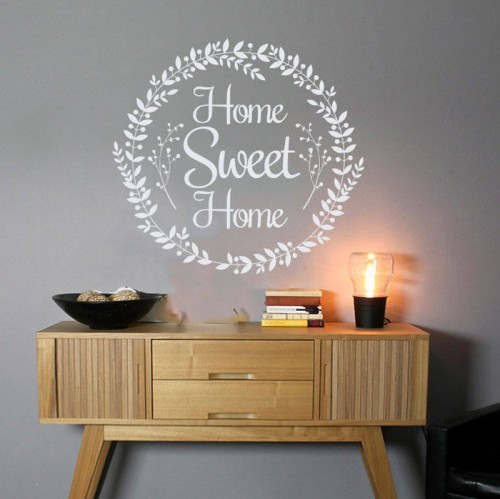 home decor ideas wall decals
